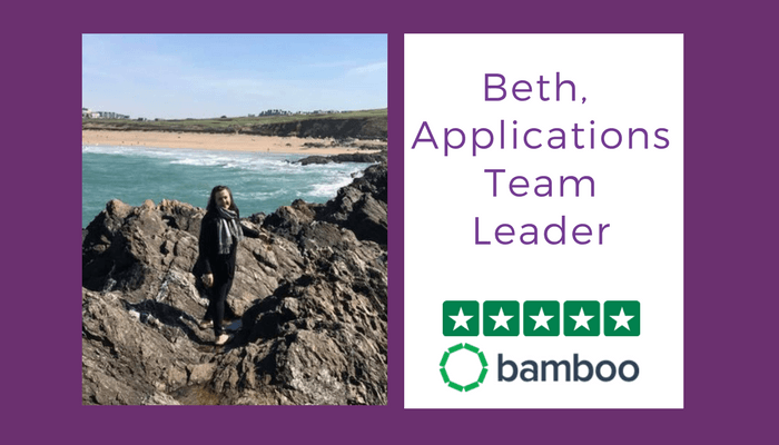 Applications Team Leader at Bamboo