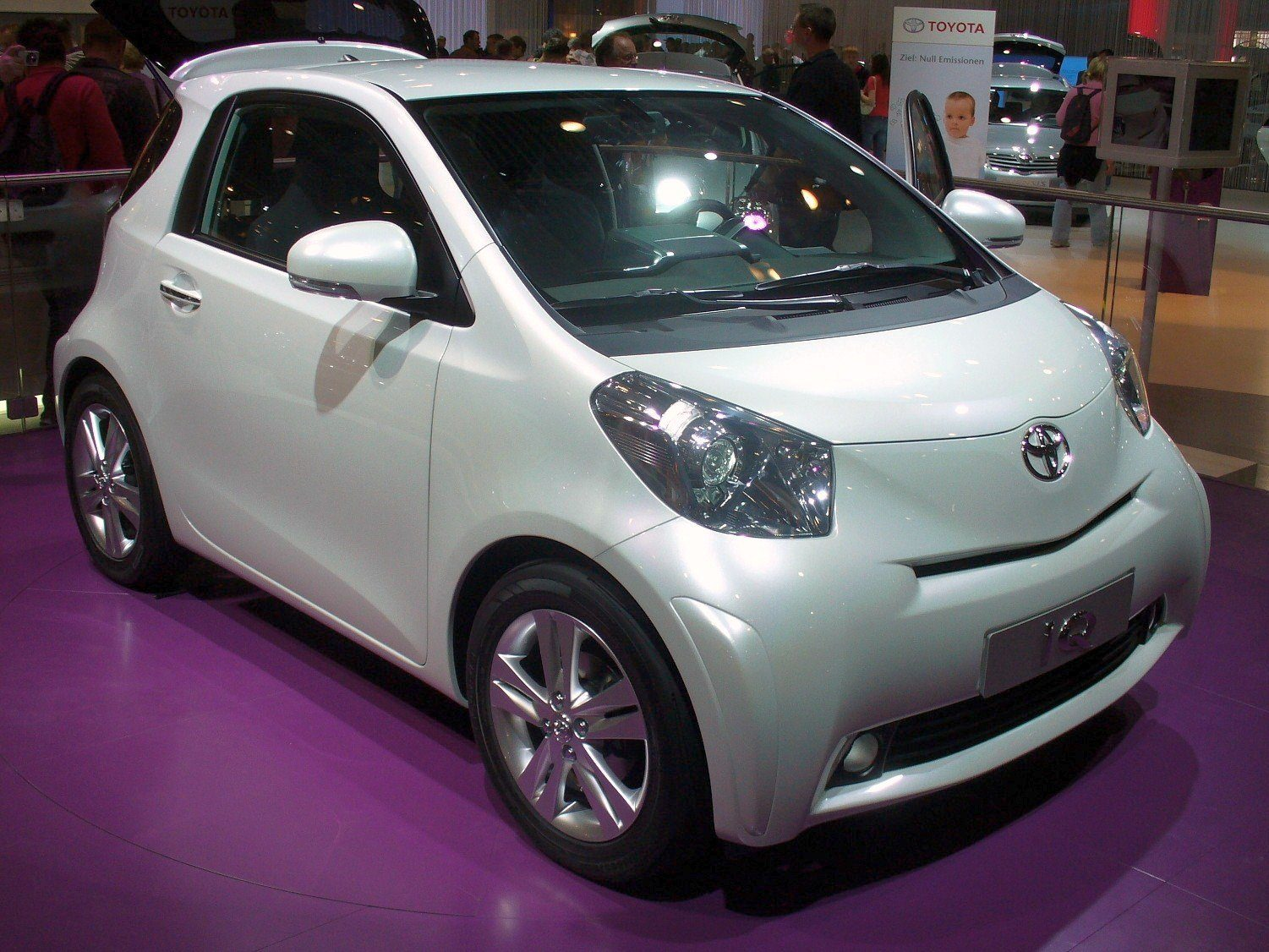 most reliable used cars Toyota IQ