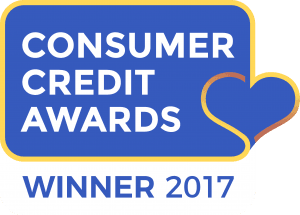 Bamboo Loans winner of Best Personal Loan Provider in the Consumer Credit Awards 2017