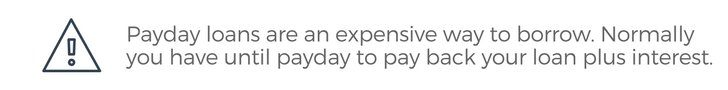 payday loans expensive