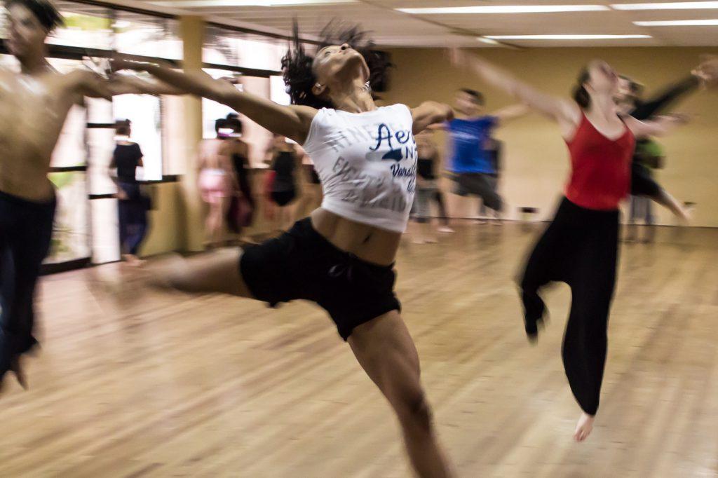 Dance fitness classes