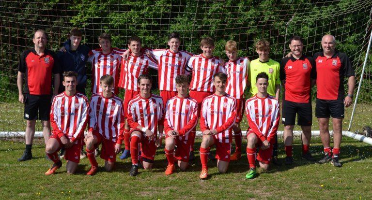 Clarendon FC Under 18's 2017/18