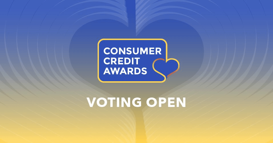 Consumer Credit Awards 2018 Bamboo