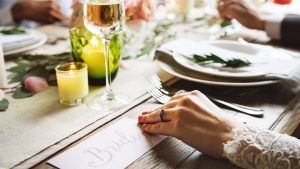 top 10 wedding day hacks
